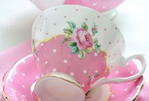 Shabby Chic Tea Cup at Flairbyme