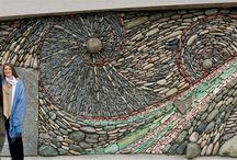 kamenné zdi