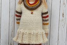 Dolls Crochet e Tricot / by Luiza Christ