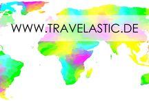 Travelastic / Auf Travelastic findest Du Tipps, Empfehlungen, Erlebnisberichte und Interviews über Destinationen, Menschen und Aktivitäten auf der ganzen Welt. Mein Ziel ist es Menschen zum Handeln zu inspirieren und nicht nur zum Träumen. Das Leben voll und ganz zu genießen und sich dabei geistig und körperlich Gutes zu tun. Die vorgegebenen Pfade zu verlassen und die eigenen zu entdecken. Ob im Dschungel, in den Bergen, am Meer, in der Großstadt oder in der Wüste – es ist alles möglich!