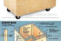 Фанера в интерьере / Plywood