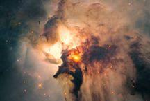 Stars nebulas