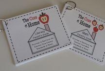 Home communication/activities