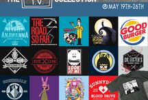 Cult TV Collection / May 19th - 26th / by TeeFury