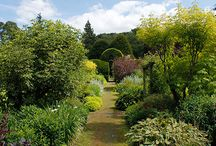 Malleny Garden / This hidden treasure is a walled garden surrounded by woodland, found just outside Balerno, a suburb of Edinburgh.  The garden is a haven for plant lovers thanks to its large variety of colourful and fragrant flowers, plants and trees.  The presence of Malleny House, built in 1637, also provides an interesting architectural backdrop, although it is not open to the public. http://www.nts.org.uk/Malleny-Garden