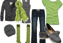 Outfits / by Beth Chapman