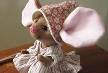 Fabric Mice