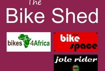 The Bike Shed - Tetbury / This is home to JOLE RIDER and the Bikes4Africa programme. The Bike Shed is also becoming the most diverse and largest of non-typical bike shops in the whole of the south west of England - centred in the beautiful cycling area that is the Cotswolds.