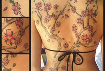Cherry Blossom Tattoos / by WrongWrong Right