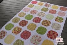 Quilting / by Kelli Wells