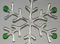 Christmas Snowflakes & Wreaths