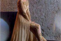 インドのドレス