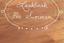 Lookbook Pre - Summer
