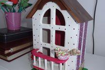 Casa de Passarinho / Casa de passarinho