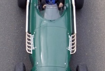 The Chequered Flag / Veteren & Vintage Racing Cars | Grand Prix to Endurance Races; Le Mans Daytona etc