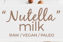 Amazing VEGAN SMOOTHIES, JUICES & MILKS / A collection of amazing vegan smoothies, juices and milks.