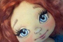 Кукольные лица