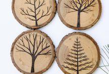 Деревяшки