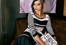 Fashion Editorials, Covers and Campaigns