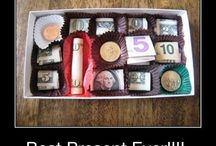 Funny and creative gifts