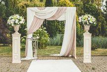 Свадьба классика