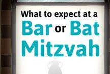 Bar/Bat Mitzvah in TV/Movies