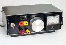 Радиолюбителям / Самодельные простые радио конструкции