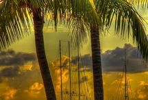 Caribbean Getaways / Caribbean islands in the sun