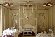 Art Nouveau - Charles Rennie Mackintosh