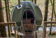 Glamping Extravaganza / There are so many wonderful Welsh ways to sleep under our stars, heres a taste of what we have to offer!