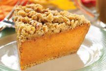 Fall Food / Thanksgiving & Halloween food