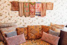 Margherita Missoni's house / #margheritamissoni #interiors #homedecor #vintage