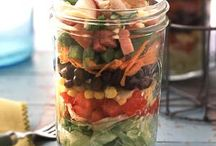 Salads / by Robin Campos