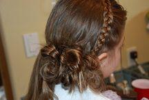 Little girly hair