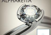 Diamonds are Forever / by Sabri Guven Fine Jewelry