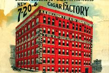 Cigar Factories / Great images of cigar factories around the world, from famous factories like the Partagas cigar factory in Havana to smaller obscure factories in rural central America. / by Absolute Cigars