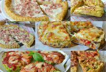 Pizze e torte salate