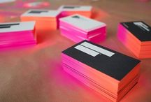 Business cards / by Rin Dawson