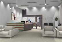 dental surgery reception