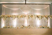 Addo + Jodie Elegant Wedding in Ballroom