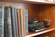 Books around my world / Βιβλία-βιβλιοπωλεία