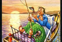 Art - Fishing