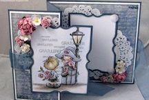 Kartki - inspiration cards