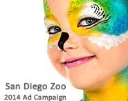 Costumes: face paint