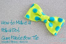 Christie bow tie