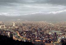 Santiago, Chile / Santiago downtown