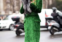 Green With Envy / by Jeannine Cavallo