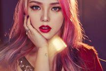 Makeup / Korean, Chinese, Japanese makeup