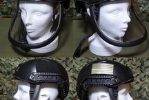 Weatherproof Helmet Mounted Rain Face Shield / 簡単にフェイスシールドを、ヘルメットに後付けする方法。