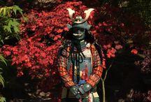 samurai / by Jeremy Maloney
